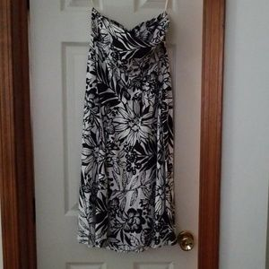 Gap Strapless sundress